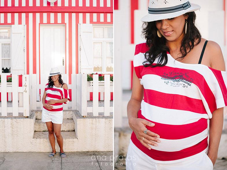 fotografia de grávida aveiro