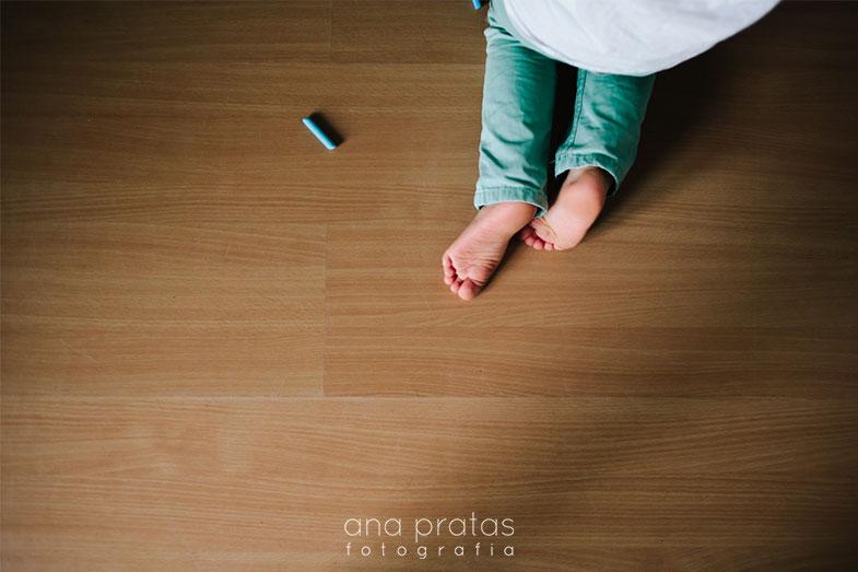 Sessão fotográfica criança